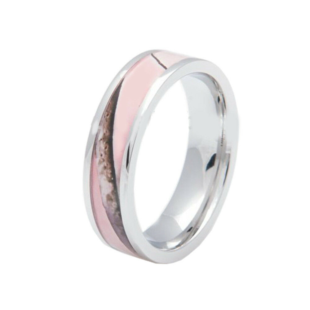 pink camo stainless steel durable hunting camouflage 6mm