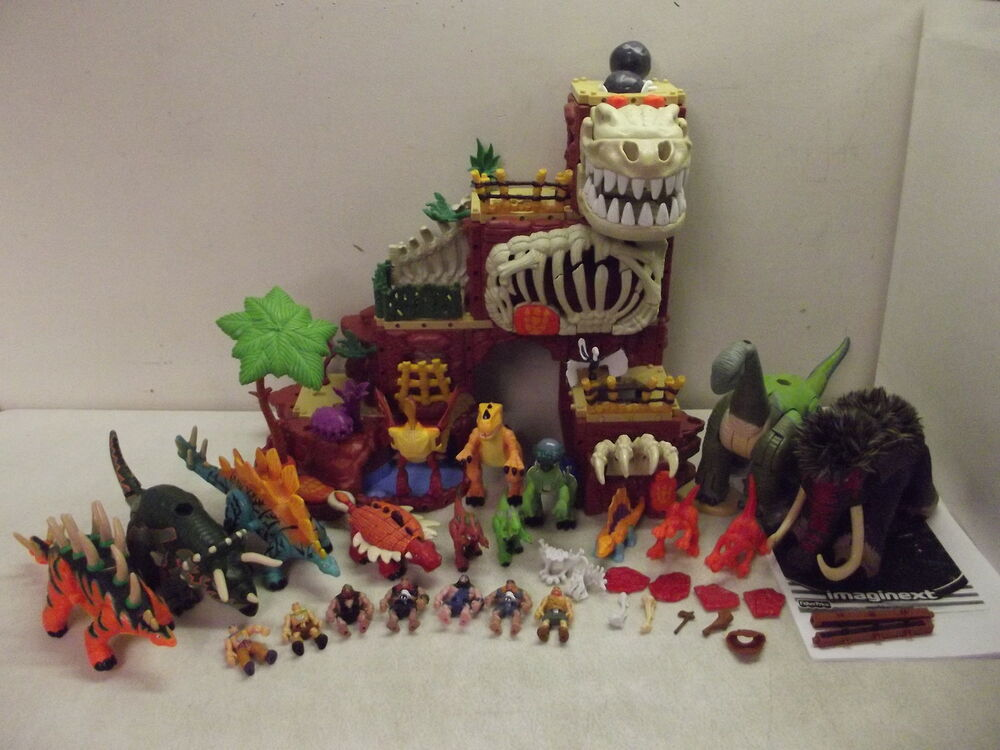 imaginext dinosaur toys - photo #32