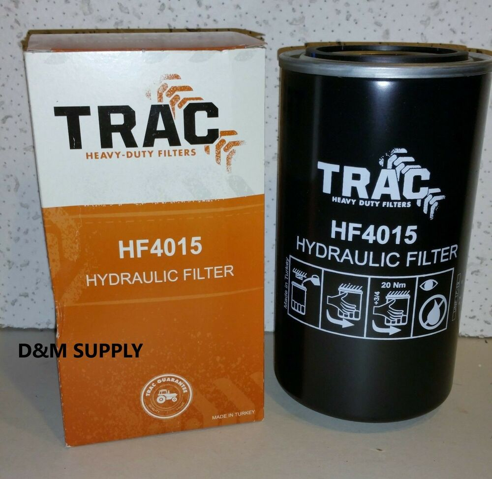 Tractor Hydraulic Oil Filter Lookup : Ford new holland tractor hydraulic filter