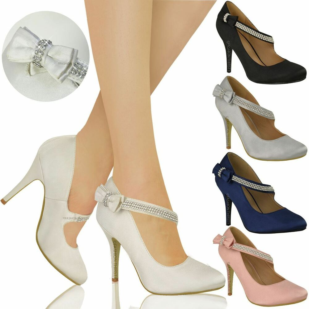 Womens Evening Shoes Uk