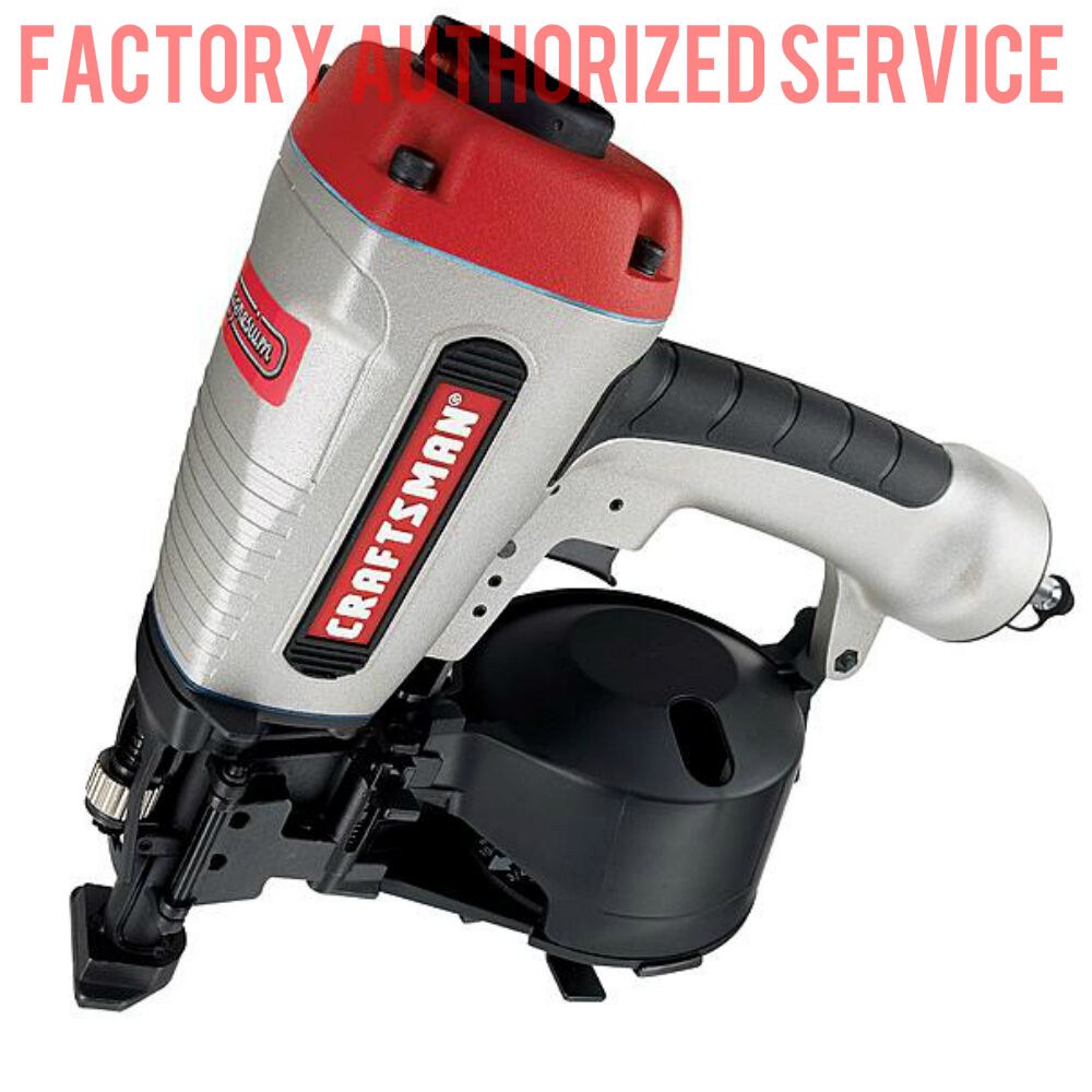 Craftsman 918180 roofing nailer brand new with case and for Craftsman roofing