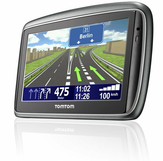 tomtom navi go 740 live europa iq routes 636926020411 ebay. Black Bedroom Furniture Sets. Home Design Ideas