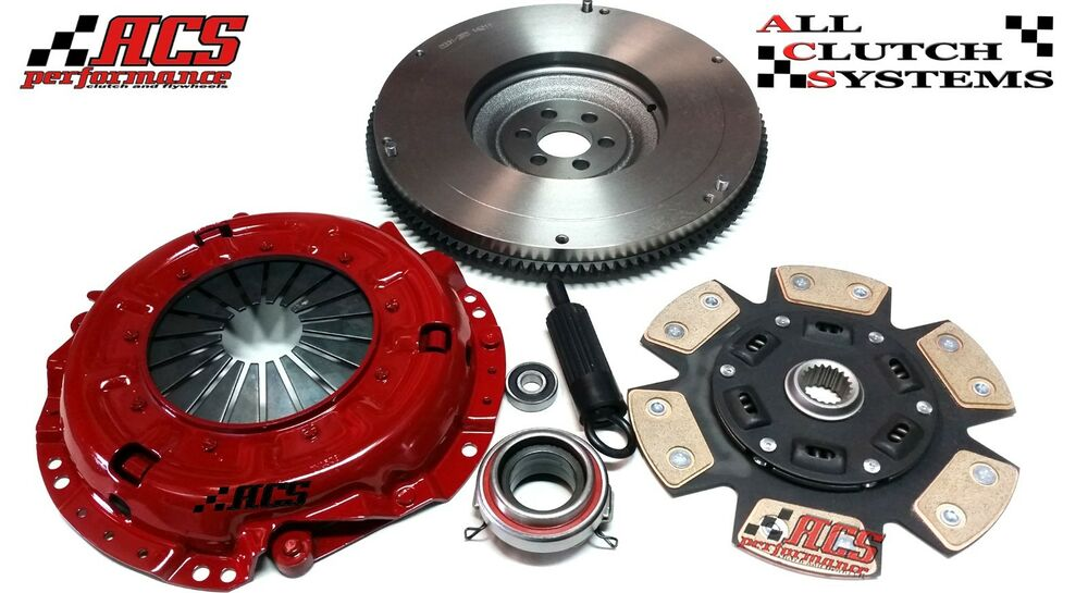 Toyota Truck Clutch Replacement : Acs stage clutch kit flywheel  toyota runner