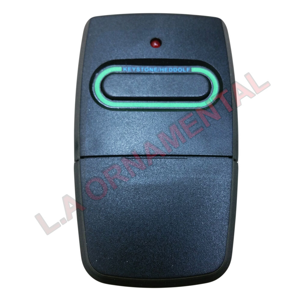 Gate remote control heddolf garage door opener trasmitter p220 1kb 318mhz ebay - Buy garage door opener remote ...
