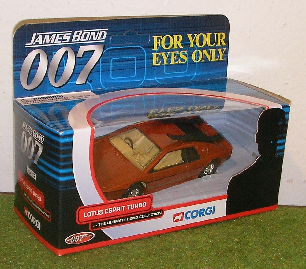 CORGI JAMES BOND 007 FOR YOUR EYES ONLY