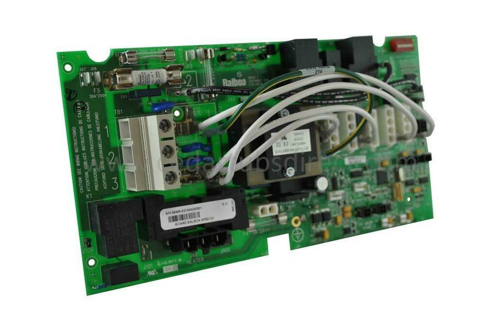 bp501g1 replacement spa circuit board pn 56488 01 ebay. Black Bedroom Furniture Sets. Home Design Ideas