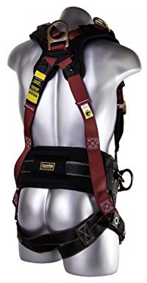 construction fall protection safety harnesses harness. Black Bedroom Furniture Sets. Home Design Ideas