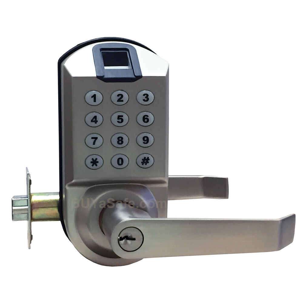 Fingerprint Door Lock Scyan X7 Biometric Keyless Door Lock