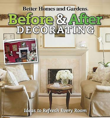 Before after decorating better homes and gardens home Better homes and gardens design