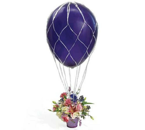 16 inch hot air balloon net use with 16 inch balloons