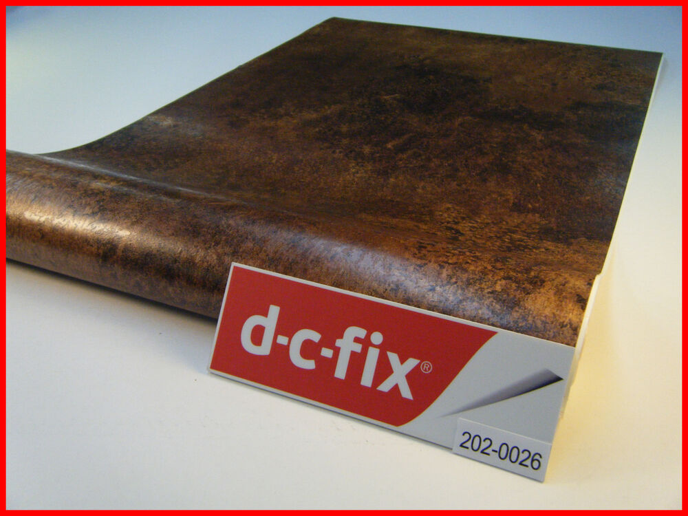 Dc fix vintage copper textured sticky back for Dc fix fensterfolie