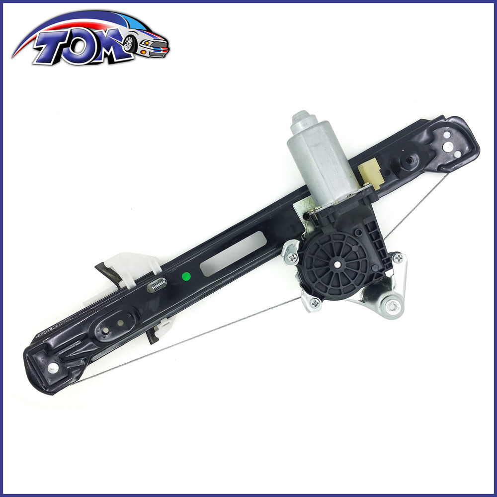 Brand new rear right side power window regulator w motor for 2000 ford focus window regulator replacement