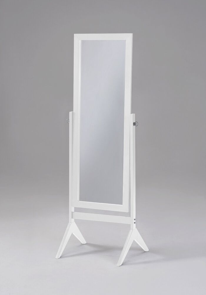floor mirrors for bedroom white finish wooden cheval bedroom free standing floor 15269
