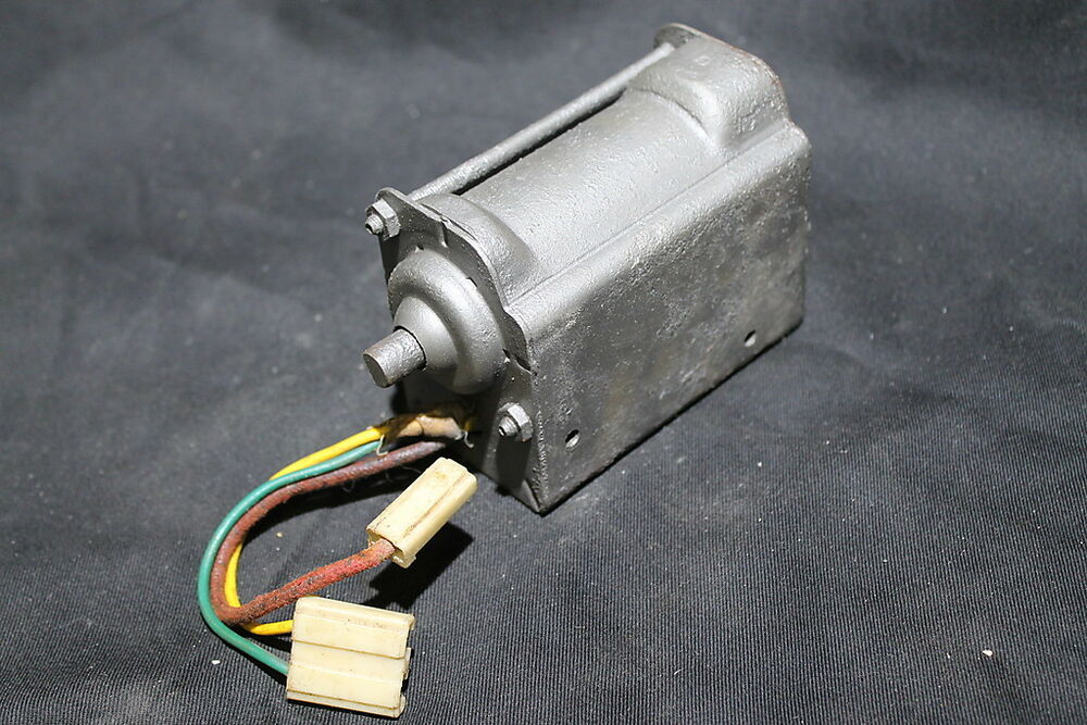 61 62 63 64 65 cadillac buick chevy olds pontiac power 4 for Power seat motor suppliers