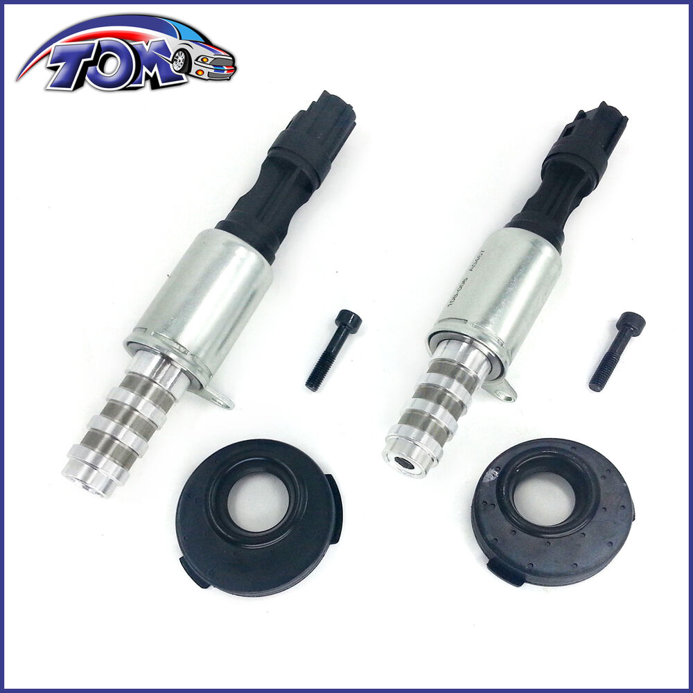BRAND NEW SET OF 2 ENGINE VARIABLE TIMING SOLENOID VCT