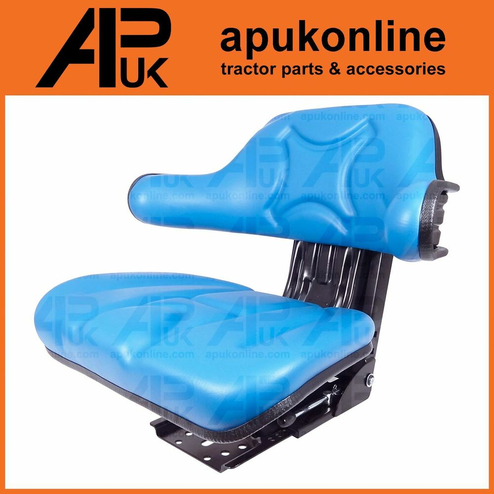 International 444 Tractor Seat : Tractor suspension seat ford