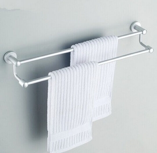 Bathroom Hardware Accessory Towel Holder Hanging Bar Rod Storage Rack Organizer Ebay