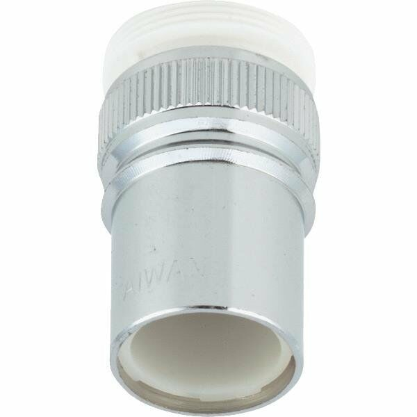 Duo Fit Dishwasher Faucet Aerator Adapter Elongated Large