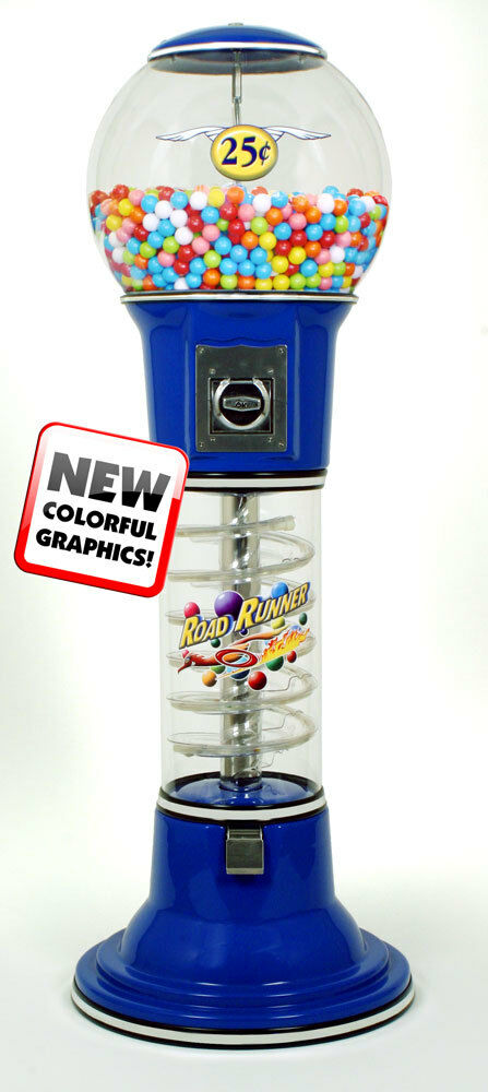 silent sales gumball machine key