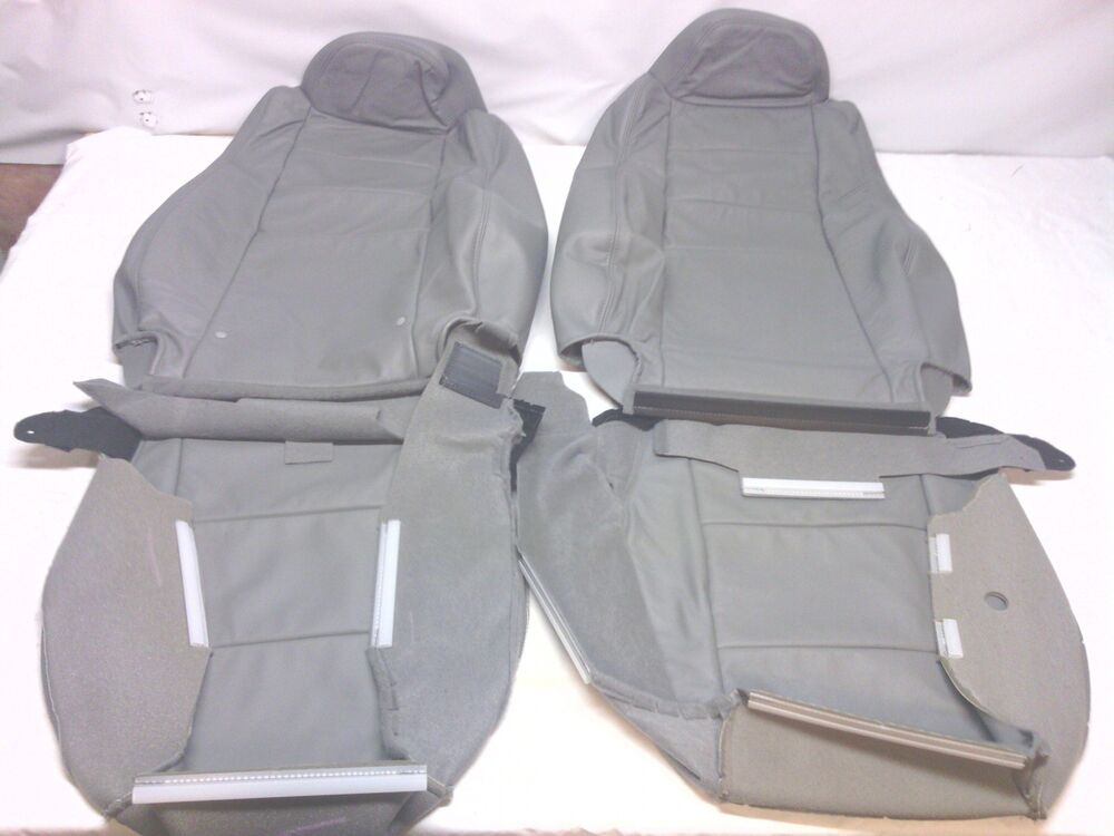 2006-09 Original Ford Ranger FX4 gray LEATHER OEM seat ...