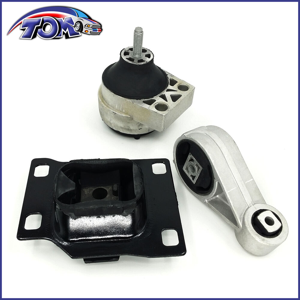 Brand new set of transmission engine mount for 2000 2004 for Motor mounts ford focus