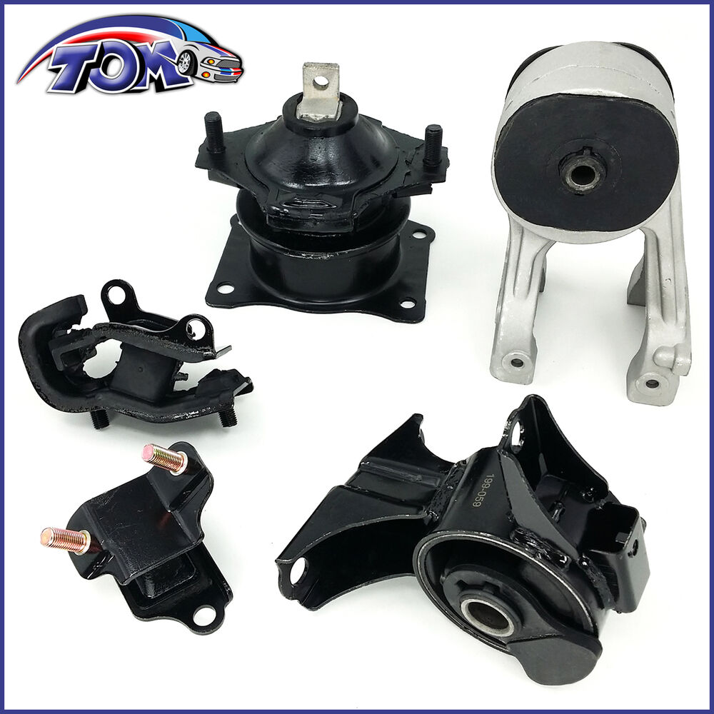 Brand new set of engine motor trans mount for 05 06 for New motor and transmission