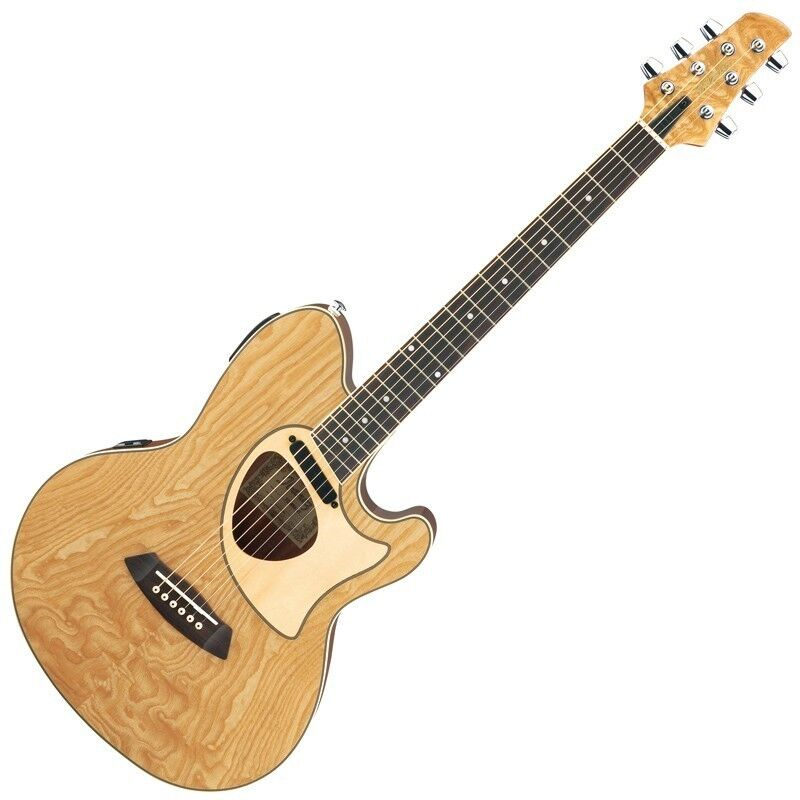 ibanez talman tcm50 acoustic electric guitar natural 606559271146 ebay. Black Bedroom Furniture Sets. Home Design Ideas