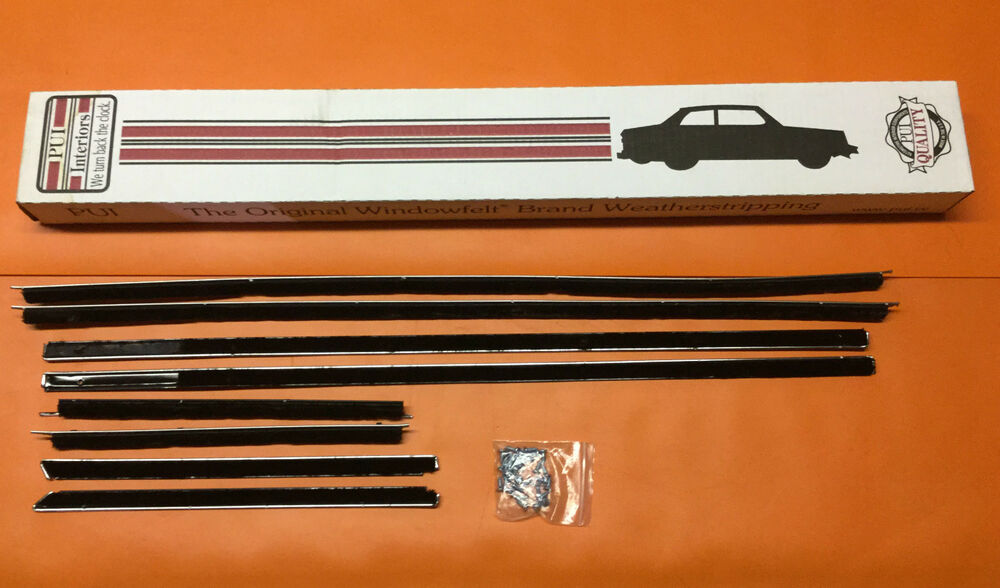 1958 1959 1960 ford thunderbird 2 door hardtop window felt kit sweeps. Cars Review. Best American Auto & Cars Review