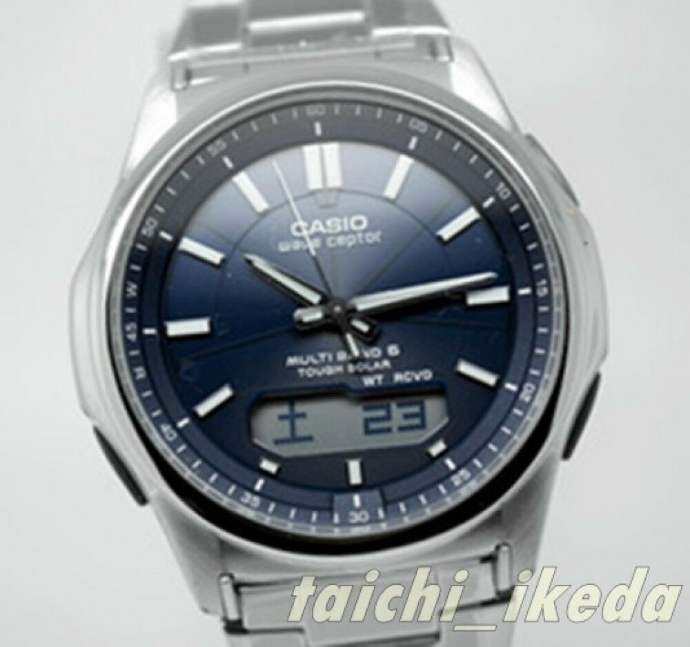 Casio Wva M630d 2ajf Wave Ceptor Tough Solar Atomic Radio