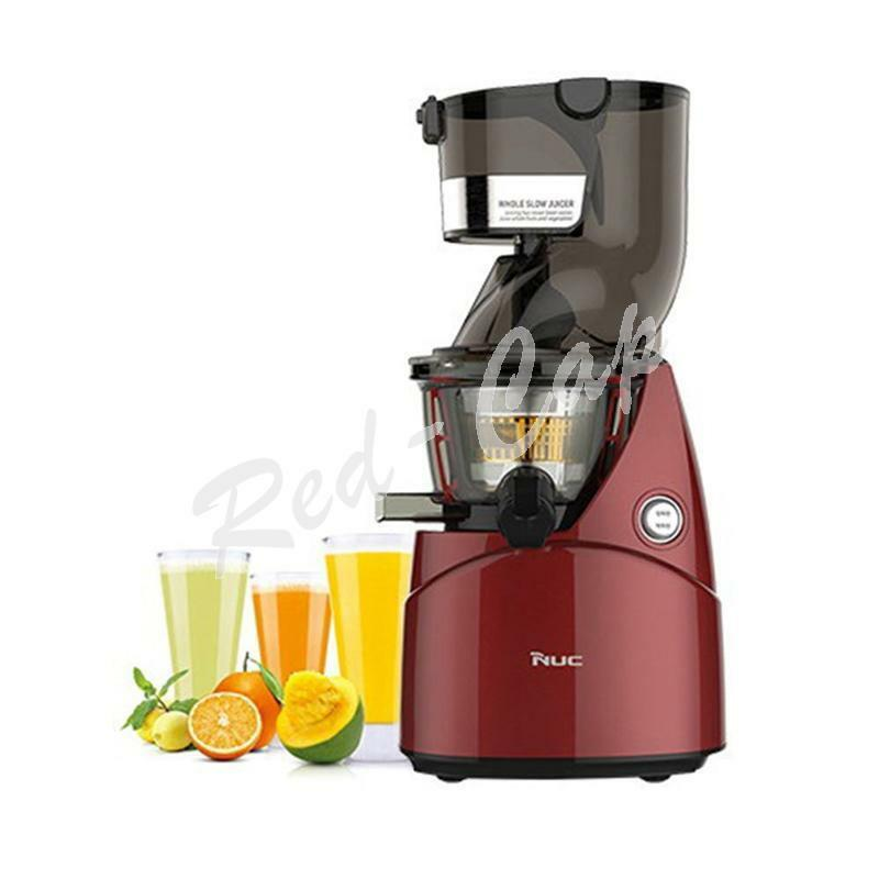 Kuvings Whole Slow Juicer Red : NEW NUC Kuvings Whole Slow Juicer Extractor Mixer 220v-240v WSJ-962K Red E eBay