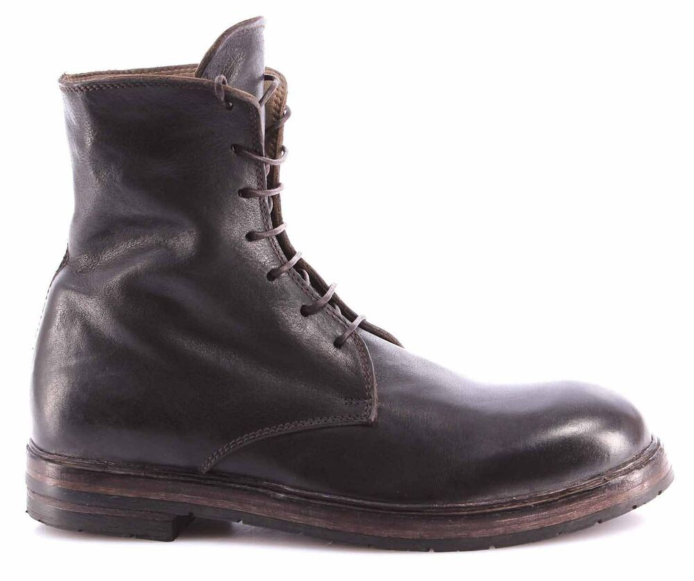 damen schuhe stiefeletten moma ankle boots 76402 cb cusna tmoro braun vintage it ebay. Black Bedroom Furniture Sets. Home Design Ideas