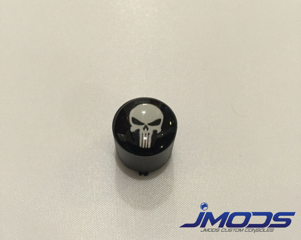 Xbox 360 Custom Controller Guide Home Button (Punisher ...
