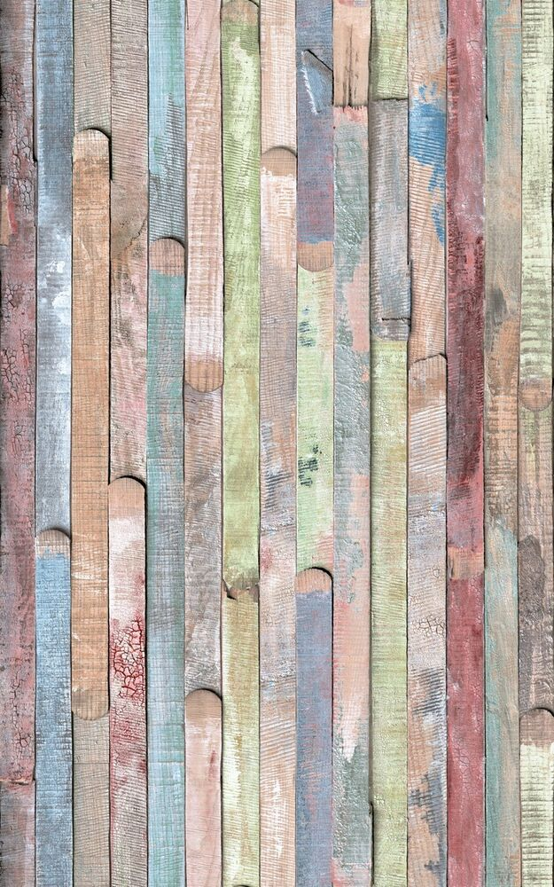 multi colour wash wood planks fablon sticky back plastic 45cm wide free postage ebay. Black Bedroom Furniture Sets. Home Design Ideas