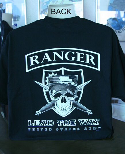 U S Army Ranger T Shirt Patriotic Military Veteran Usa America Cool