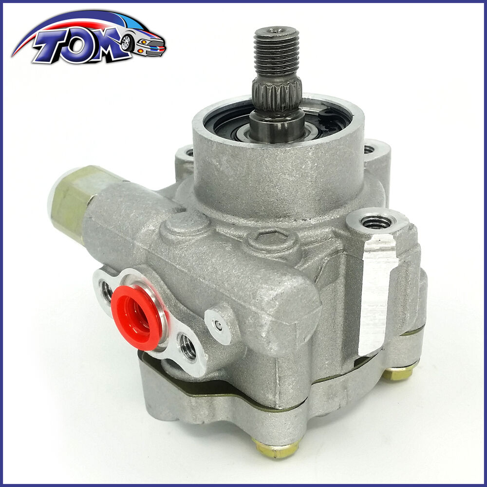 Brand New Power Steering Pump For 01