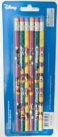 Disney Mickey and Minnie 1 Pack of 6 School Pencils Party Favor