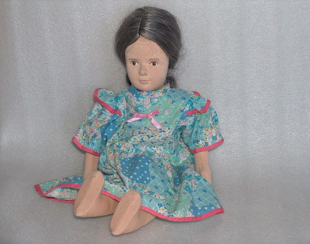 Rare Vintage Stolle? Hand Made Doll