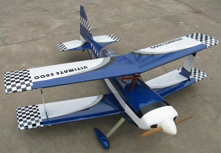 Giant Scale Rc Airplane Printed Plans  U0026 Templates Ultimate