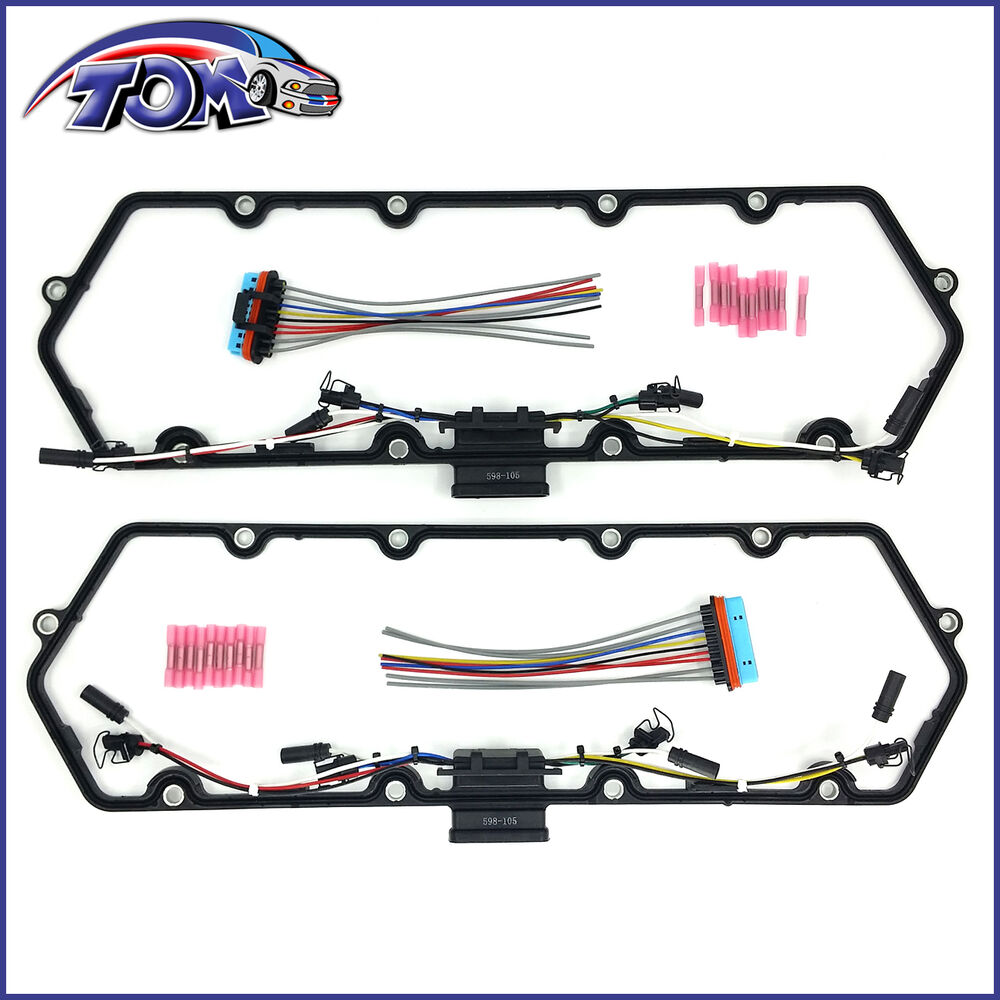 NEW COVER GASKETS HARNESS & PIGTAIL KIT FOR98-03