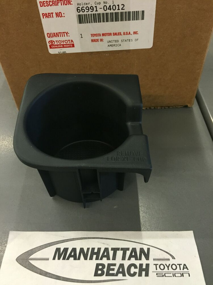 2010 2015 Toyota Tacoma W Bucket Seats Left Front Console