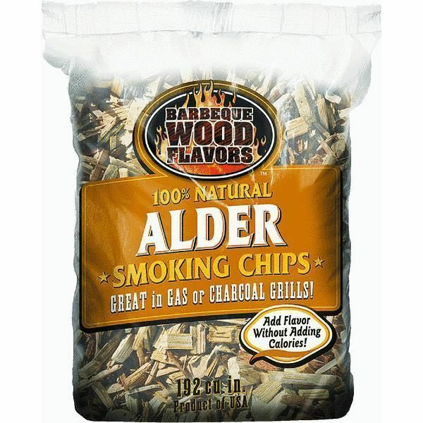 Smokehouse Wood Chips ~ Barbeque smoker wood flavors chips alder