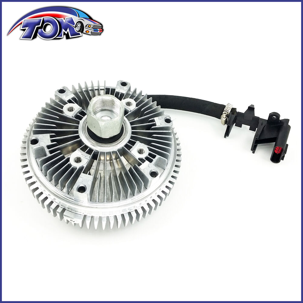 New Electric Fan : Brand new electric radiator cooling fan clutch for chevy