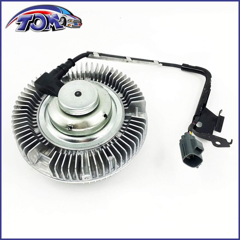 New Electric Fan : Brand new electric radiator cooling fan clutch for dodge