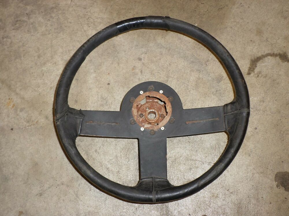 82 89 Camaro Iroc Leather Steering Wheel 87 85 Tpi Z28 Rs