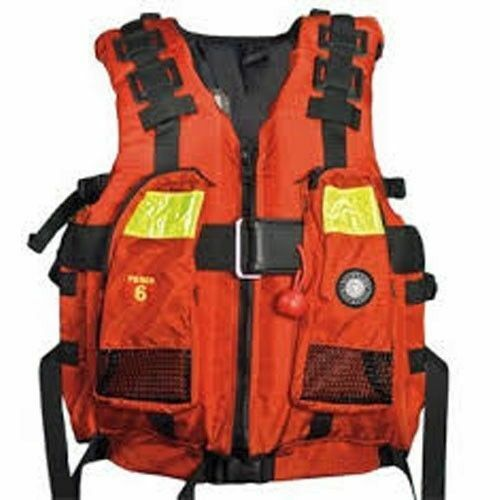 Dog Rescue In Water Life Vest