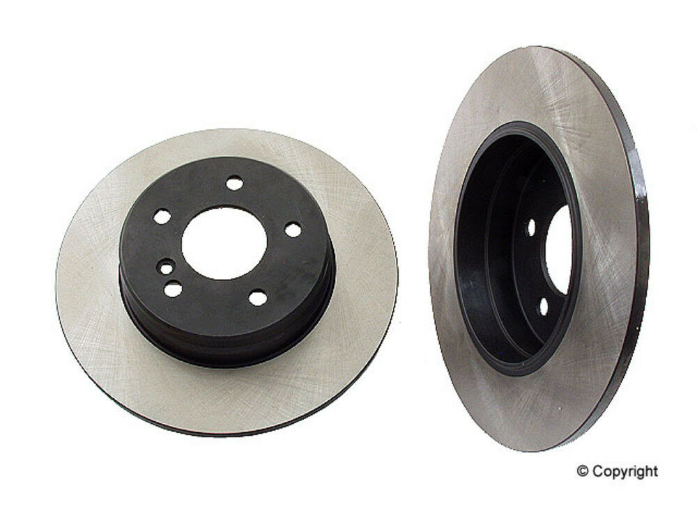Opparts disc brake rotor fits 1996 2011 mercedes benz for Mercedes benz rotors replacement