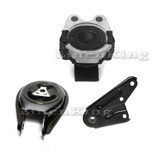 For mazda 3 5 engien motor mount set 3 front right rear for Mazdaspeed 3 jbr motor mounts