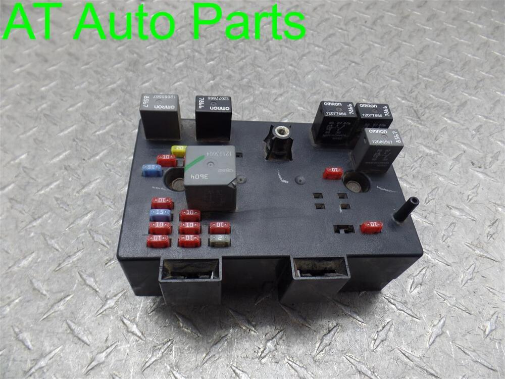 s l1000 05 06 chevrolet equinox 3 4l engine fuse box 22682563 ebay Chevy Engine Number Search at virtualis.co