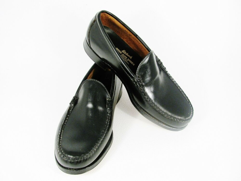 Hitchcock Wide Shoes For Men