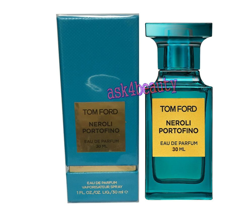 tom ford neroli portofino edp spray new in aqua. Black Bedroom Furniture Sets. Home Design Ideas